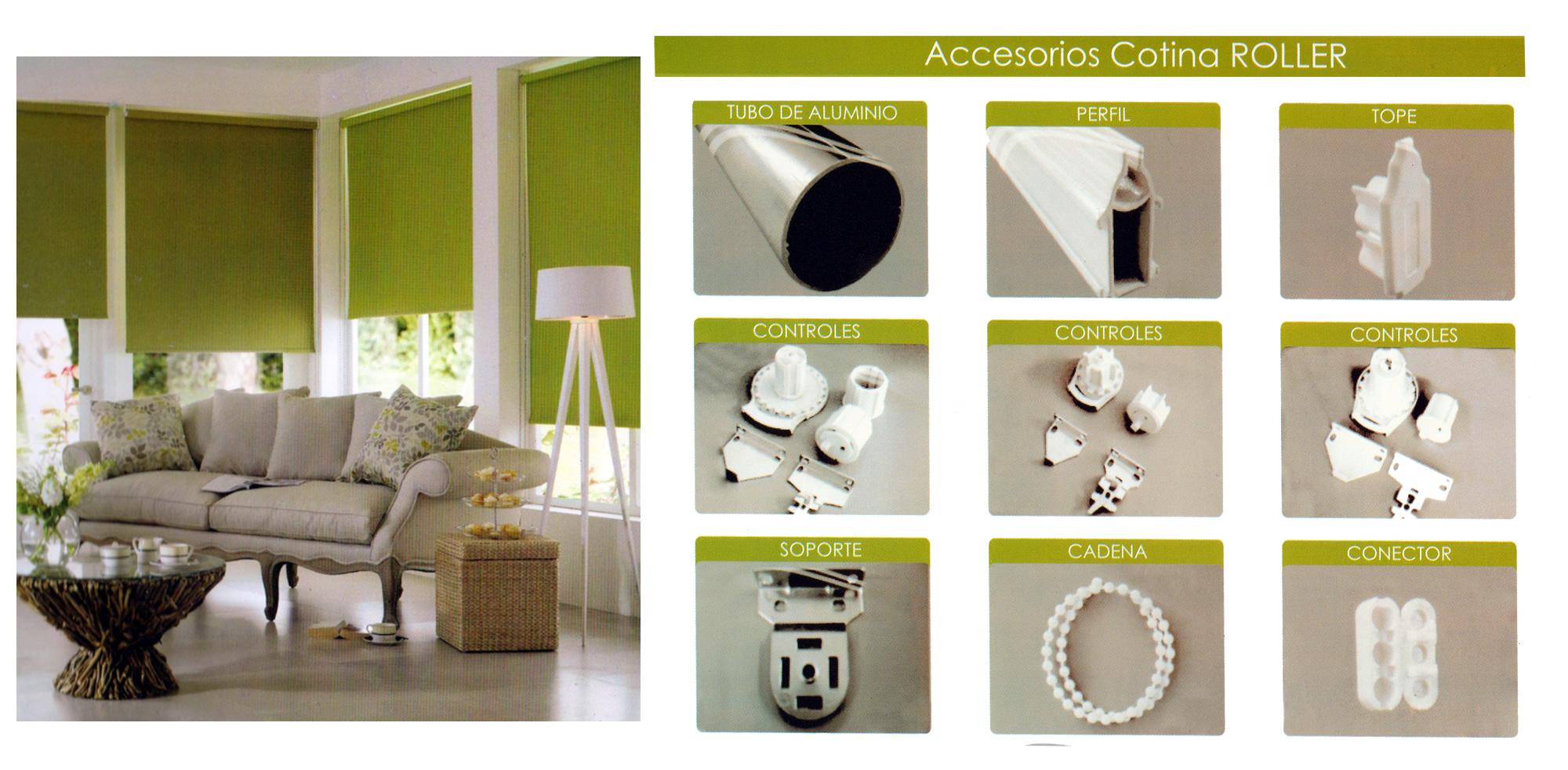 Accesorios para cortinas en guayaquil cortinas contreras for Accesorios para colgar cortinas