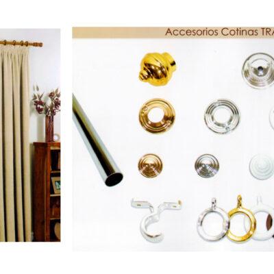 Accesorios cortina Tradicional